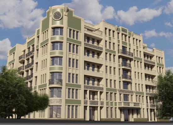 Резиденция на Покровском бульваре