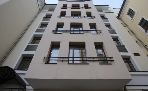 Квартира на Плотниковом переулке