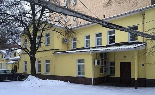 ОСЗ на Малом Знаменском переулке