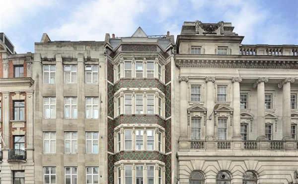 Квартира в доме на одной из самых известных улиц Лондона