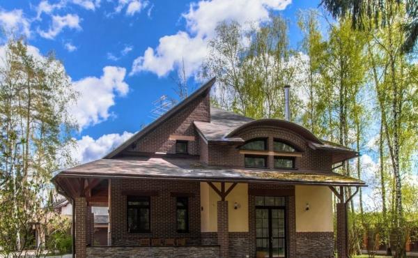 Дом в Ватутинках