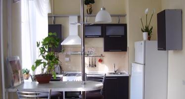 N366, Квартира на улице Зорге