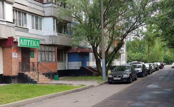 Торговая площадь на Псковской улице