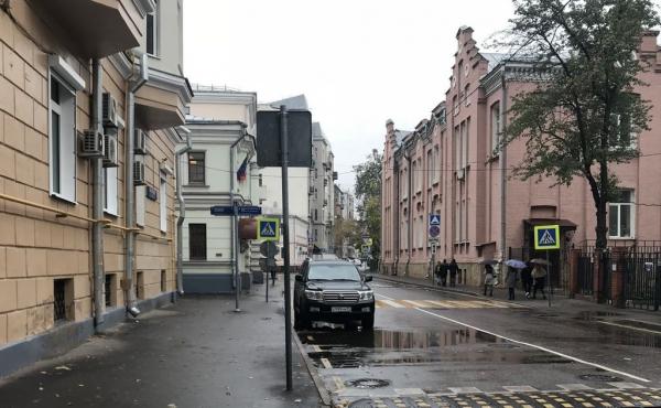 ПСН на Малом Козловском переулке