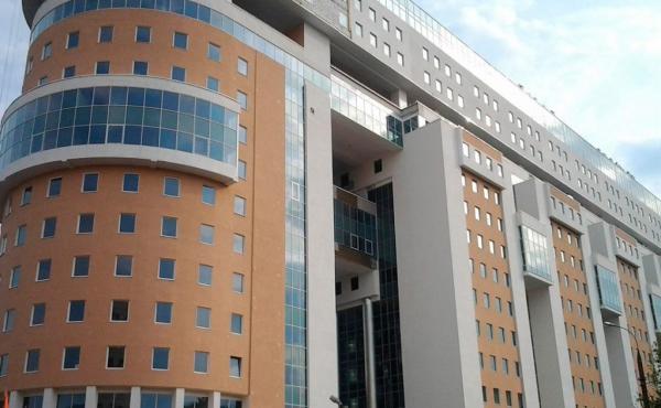Офис в БЦ «9 акров»