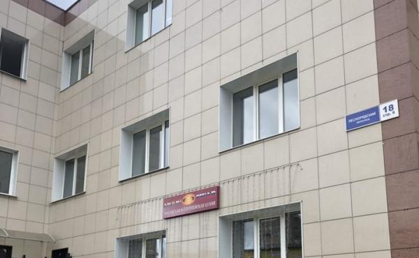 Офис на Леснорядской улице
