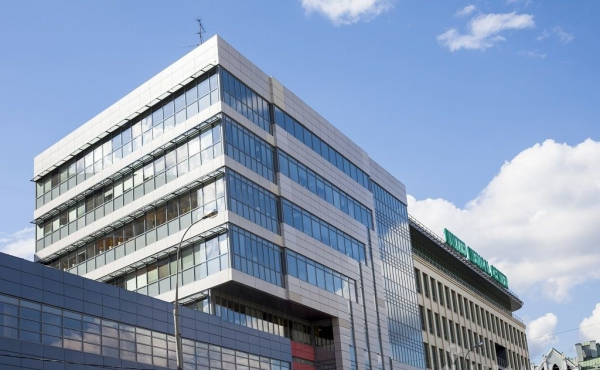 Офис в БЦ Etmia II