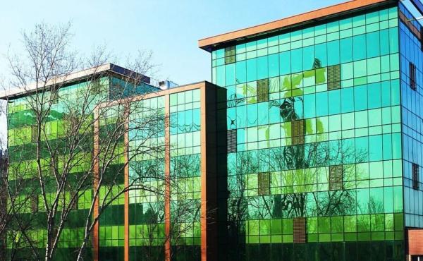 Офис в БЦ Barkly Plaza