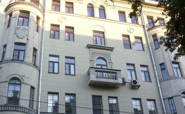 ПСН на Большом Харитоньевском переулке