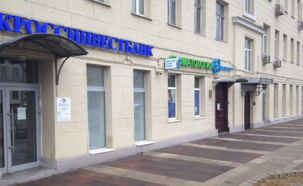 Торговая площадь на Новослободской