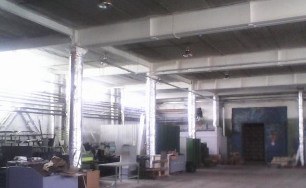 Производственное помещение на шоссе Энтузиастов
