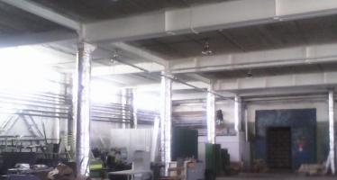 N251, Производственное помещение на шоссе Энтузиастов