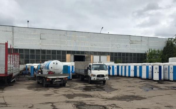 Производственное помещение на улице Генерала Дорохова