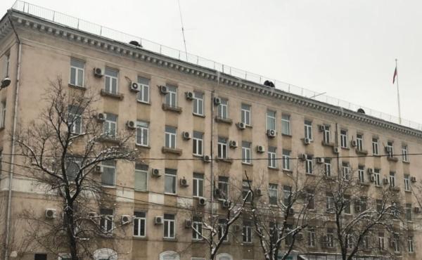 Офис на улице Зои и Александра Космодемьянских