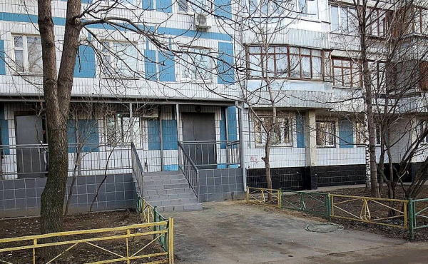 Помещение на улице Борисовские пруды