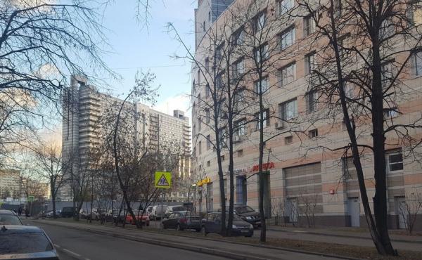 Торговая площадь на Малой Юшуньской улице
