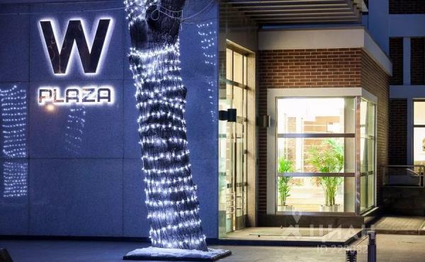 Офис в БЦ W Plaza