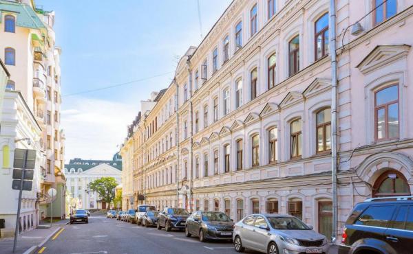 Квартира на Сеченовском переулке