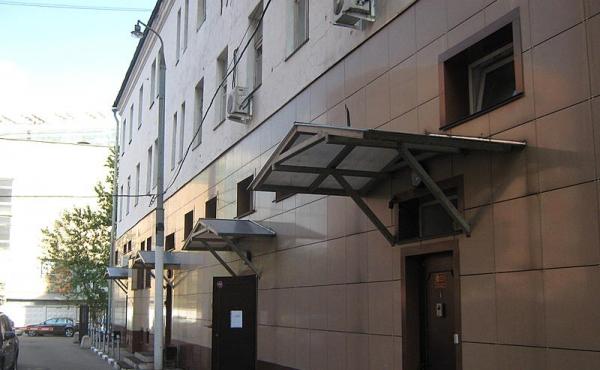 Офис на переулке Красина