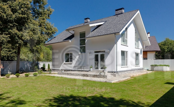 Дом в Лаптево